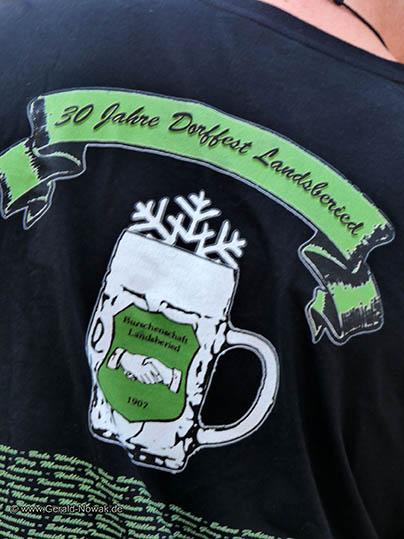 Dorffest Landsberied 2014