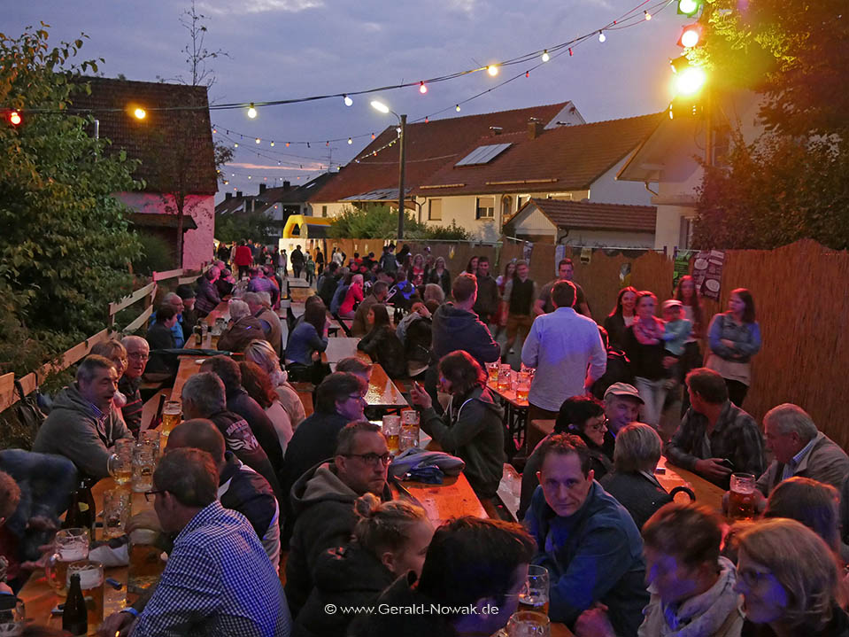 Dorffest Landsberied 2016 - Burschenschaft Landsberied