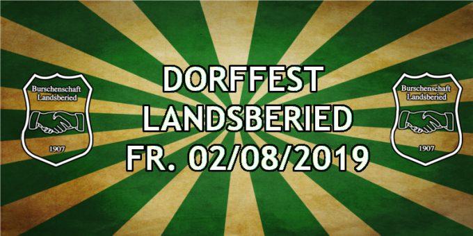 Dorffest 2019 @ Am Dorfweiher